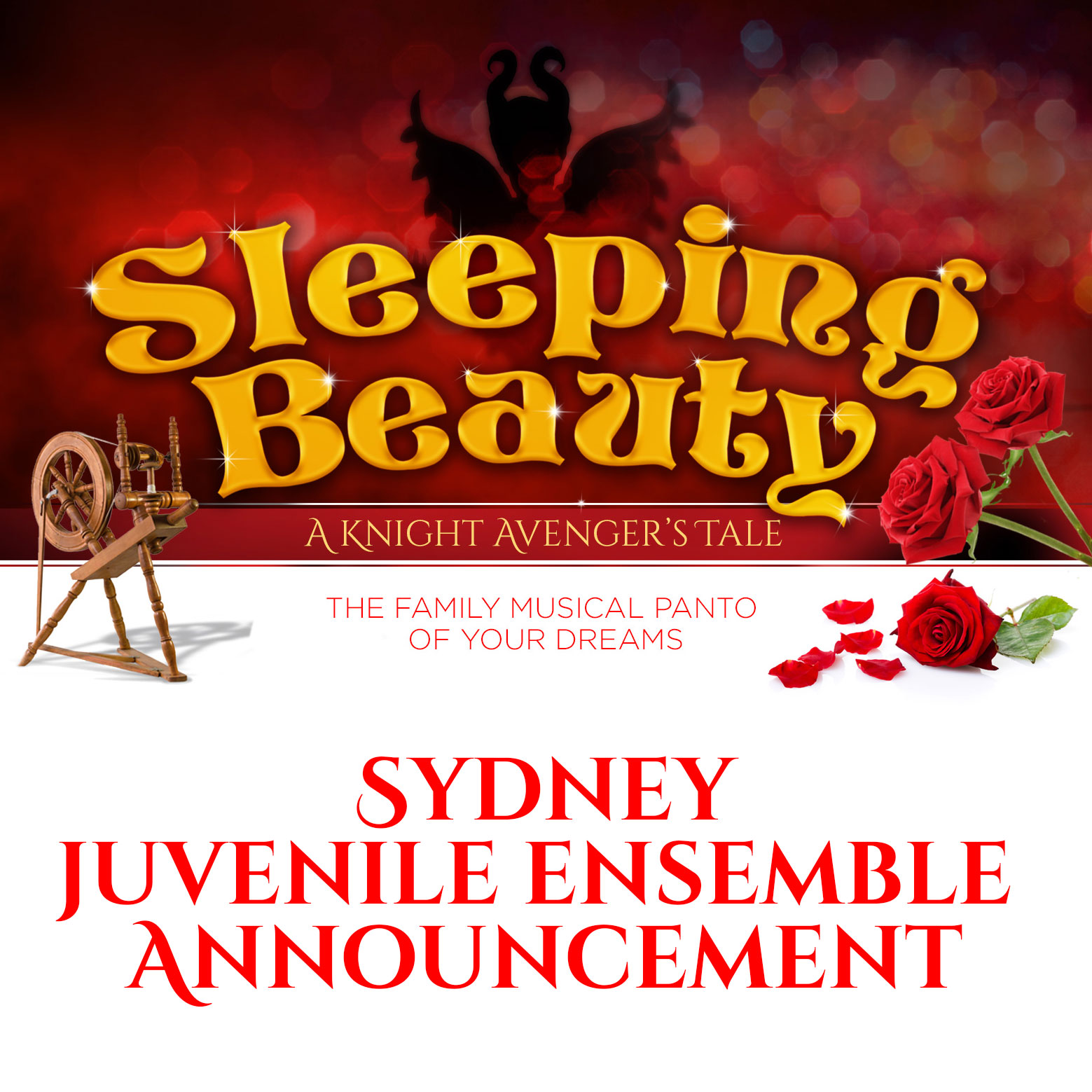 Sydney juvenile ensemble Announcement