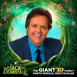 Jimmy Osmond - King Crumble in Jack and The Beanstalk